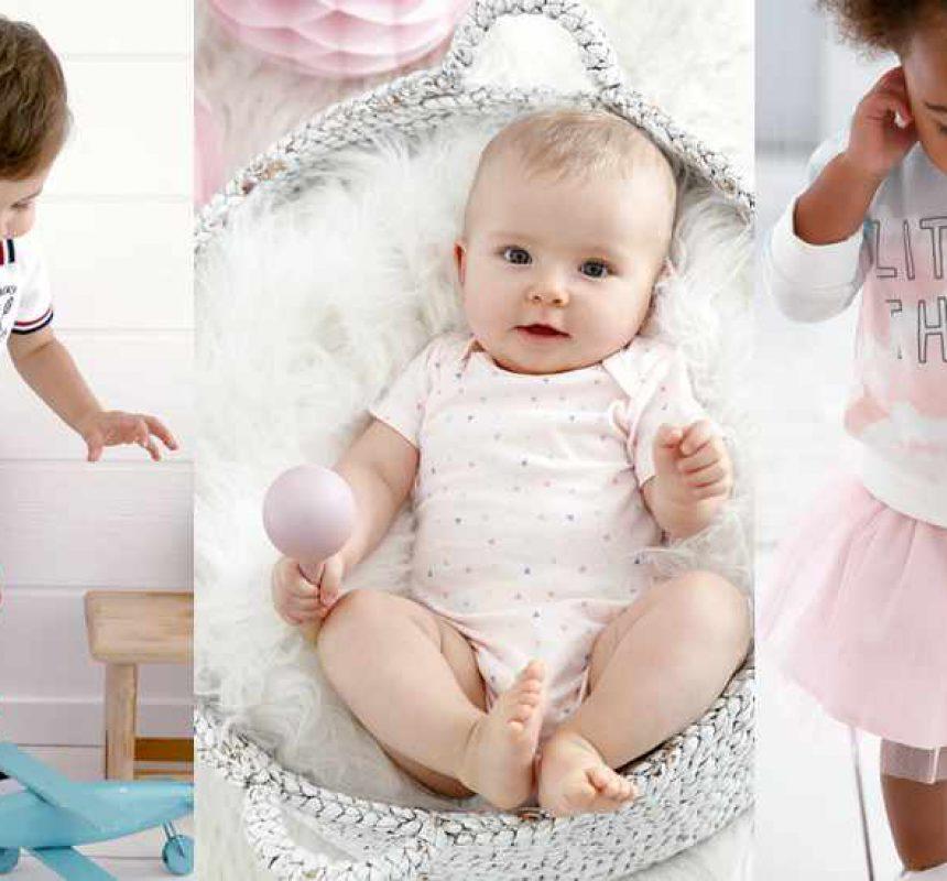 Moda para bebés verano 2016 La Redoute