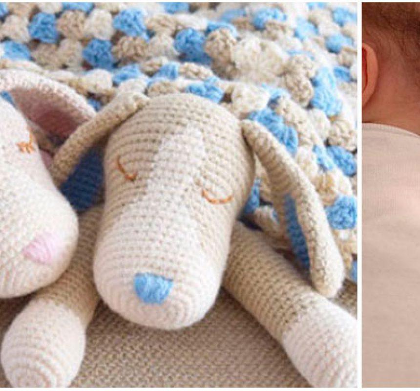 2ce997667 5 regalos para bebés que puedes tejer a ganchillo | Menudosbebes.com