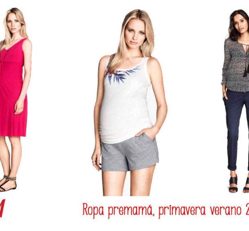 Ropa premamá: H&M verano 2014